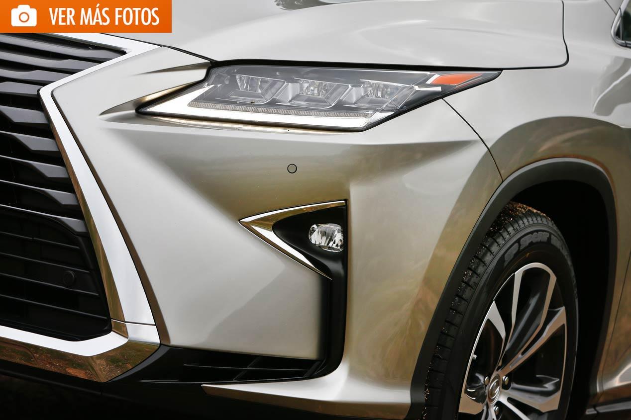 Ver más fotos del Lexus RX 450h