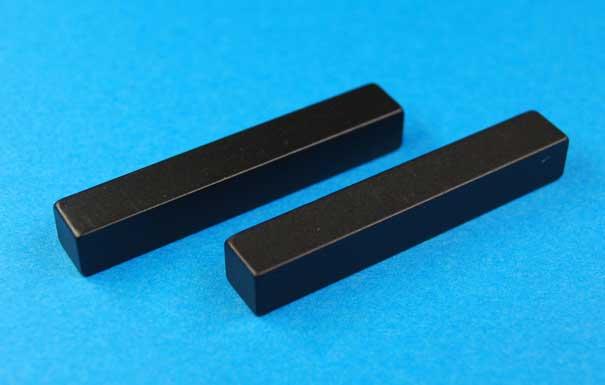 imanes en barra conformados en caliente con la nueva tecnología de Daido y Honda
