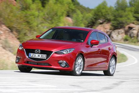 COTY 2014: Mazda3