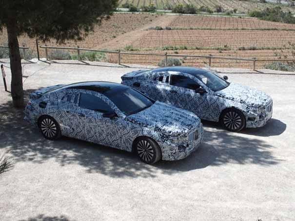 Futuros Mercedes Clase E Coupé