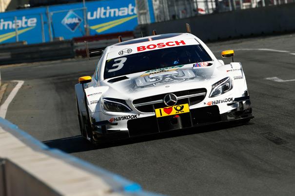 Mercedes en el DTM