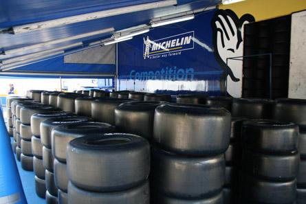 Michelin vuelve a los circuitos españoles