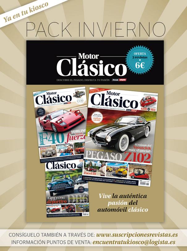 Pack invierno Motor Clásico