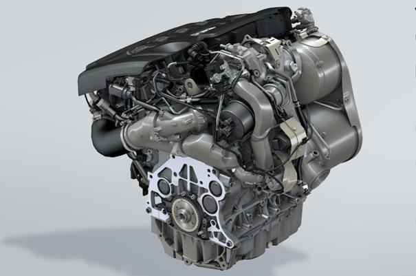 Los sistemas de limpieza de los gases de los Diesel son casi tan voluminosos como el propio motor