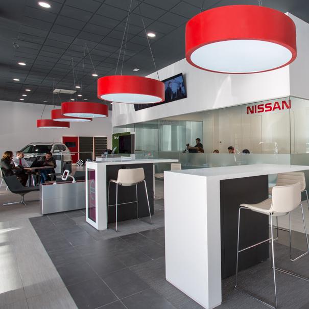 Instalaciones Nissan