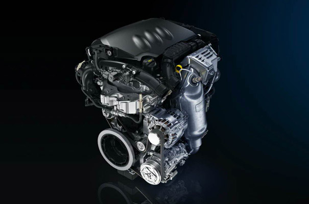 Motor 1.2 PureTech de Peugeot