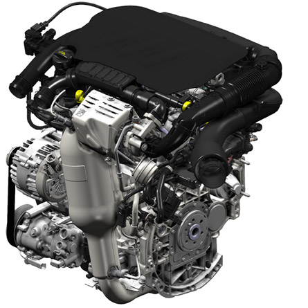 Motores Peugeot para Ginebra