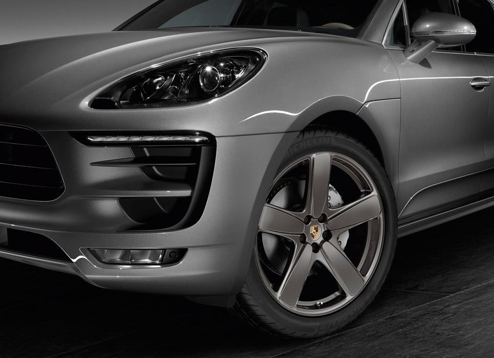 Porsche Macan 'Sport Design'