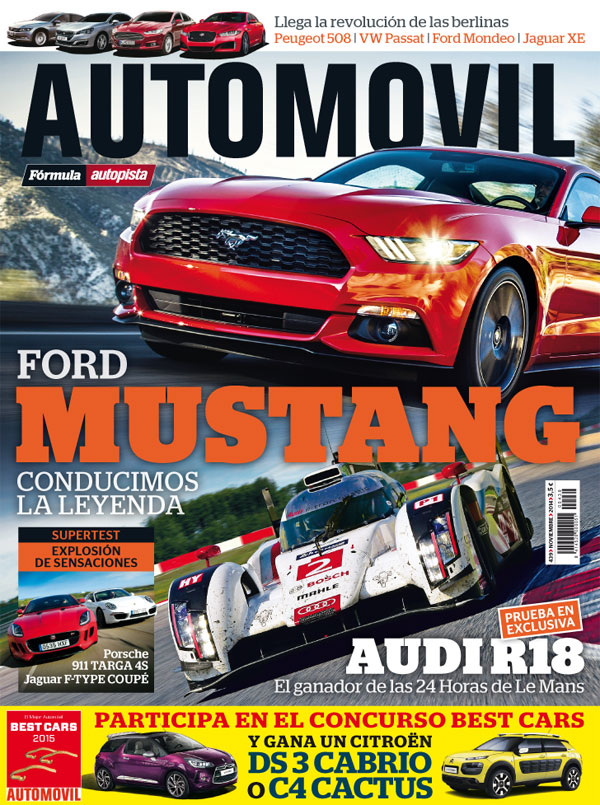 autom211vil 439 contenidos y sumario de la revista