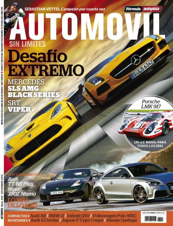 Autom 243 Vil 429 Contenidos Y Sumario De La Revista