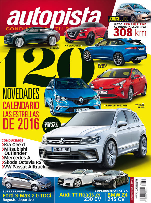Portada Revista Autopista 2.926
