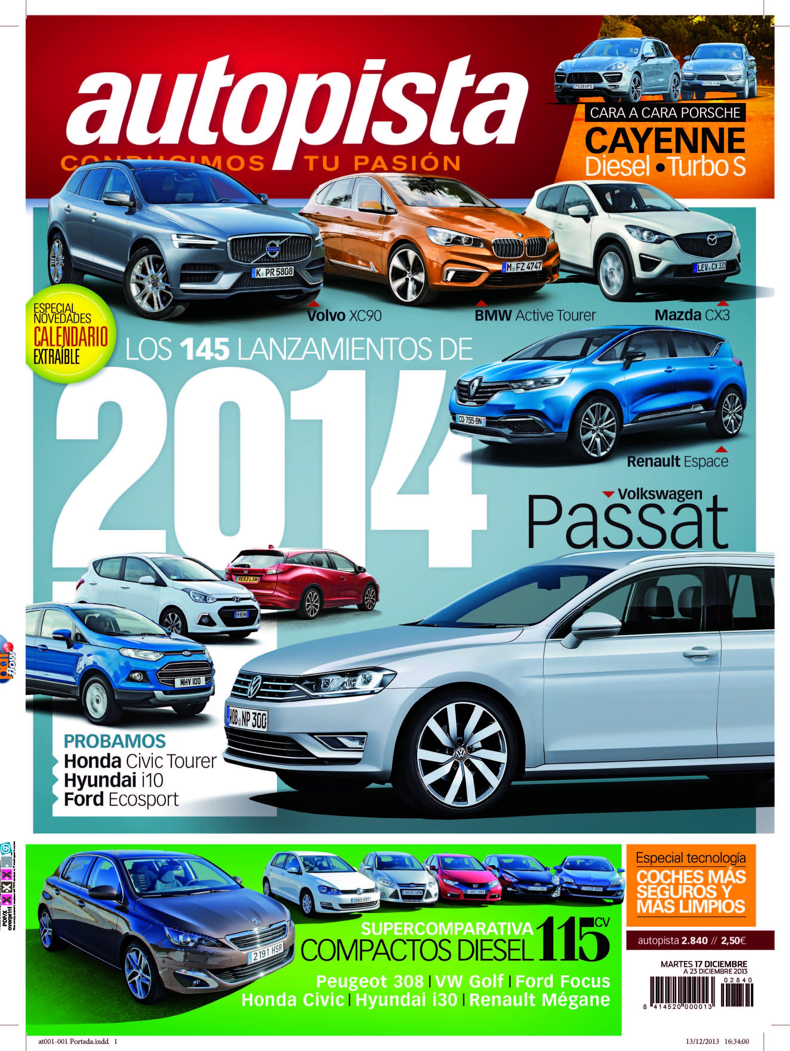 Revista Autopista 2840