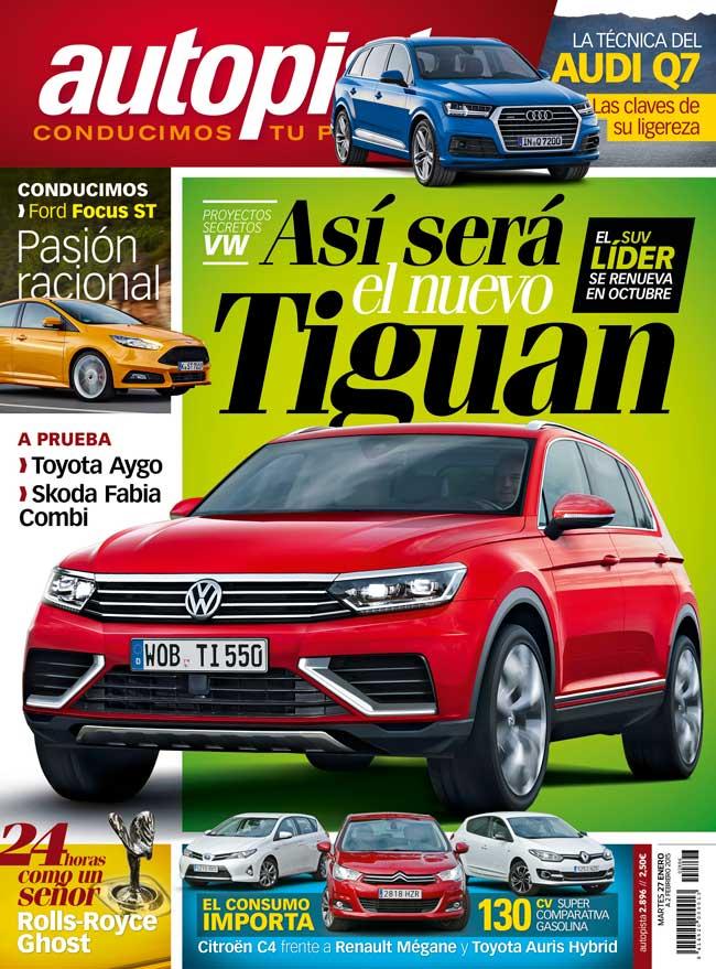 Autopista 2.896: contenidos y sumario de la revista