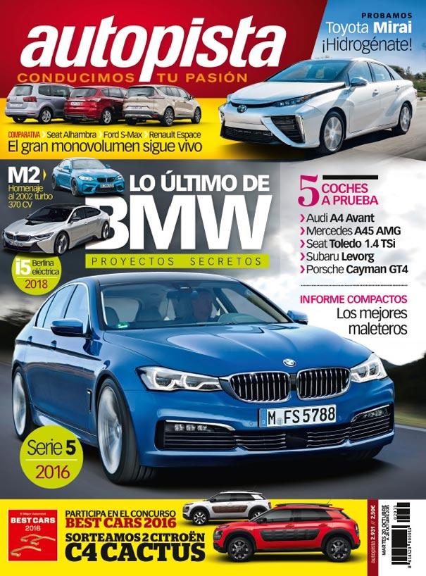 Portada Revista Autopista 2.931