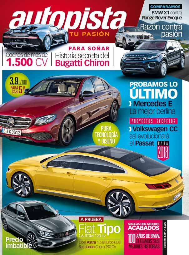 Revista AUTOPISTA 2951