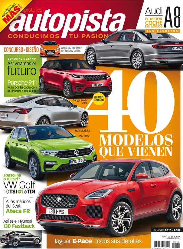 Revista Autopista 3017