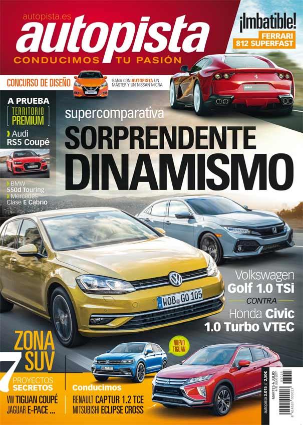 Revista AUTOPISTA 3015
