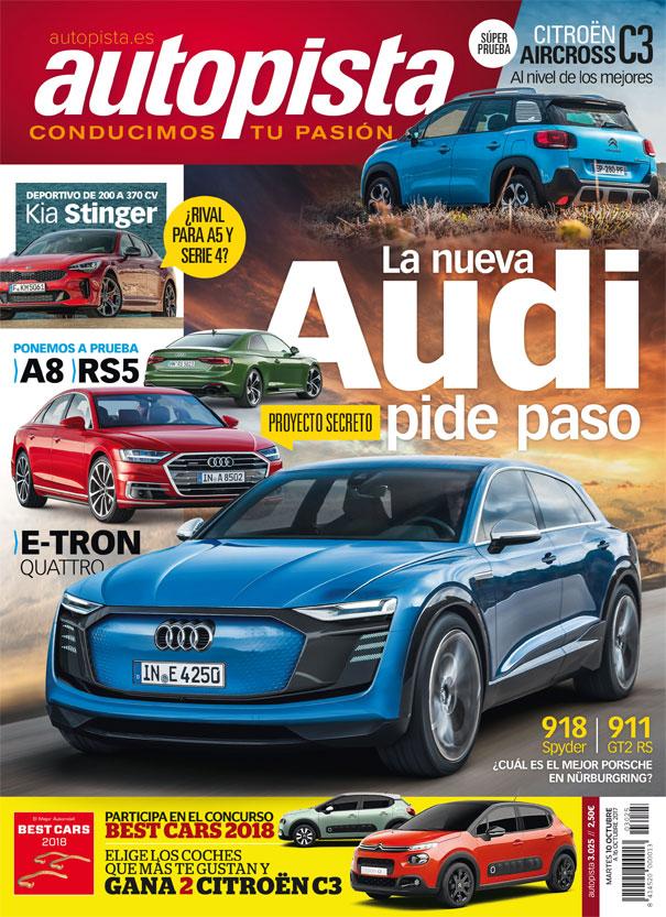 Revista AUTOPISTA 3025