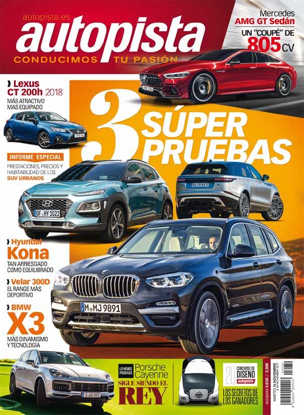 Revista AUTOPISTA 3030