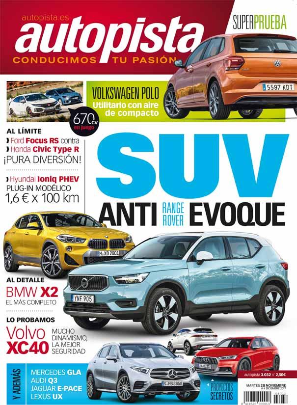 Revista AUTOPISTAS 3032