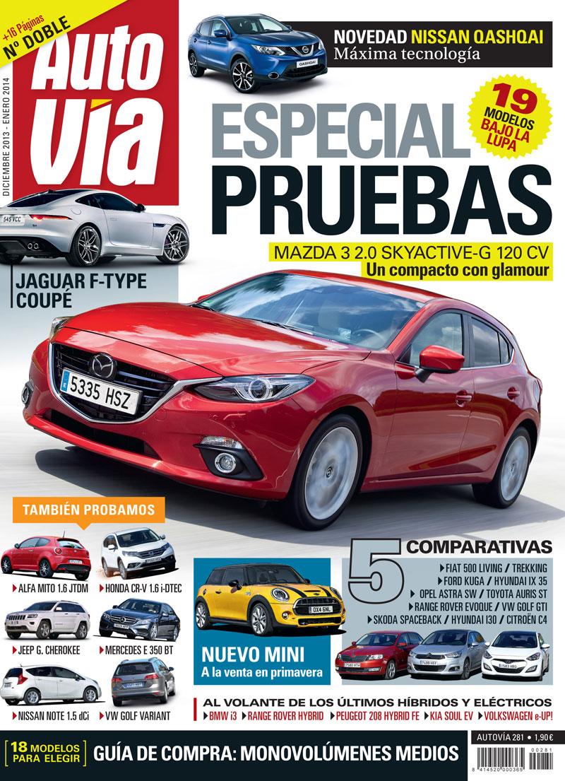 Portada Revista Autovía