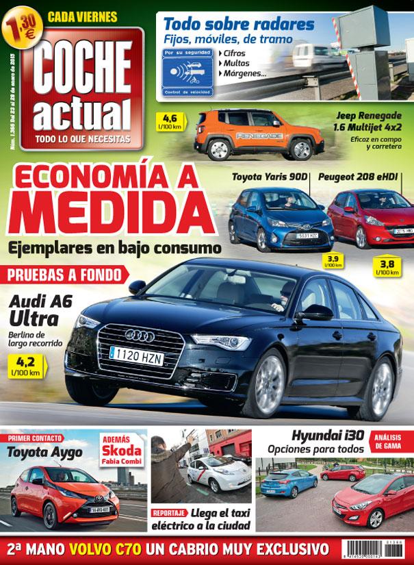 Revistas de coches en españa