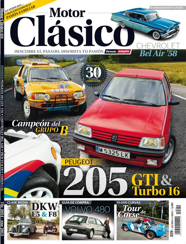 Portada Motor Clásico 319