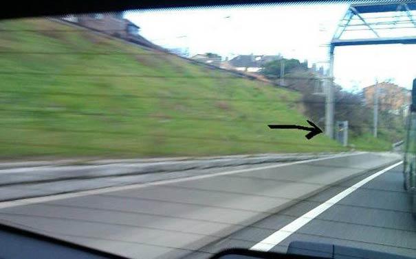 Radar en zona limitada autopista