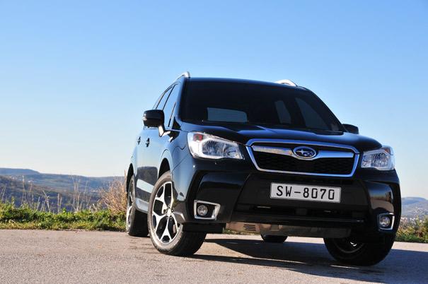 Subaru Forester Diesel 2015