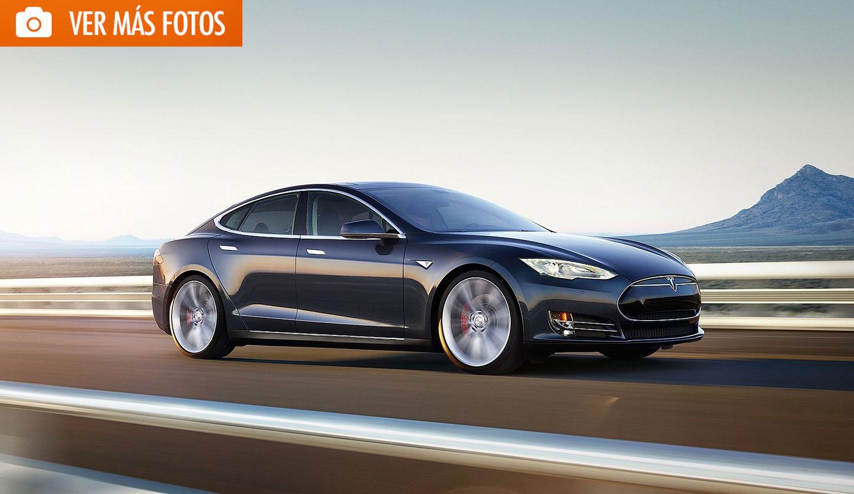 Ver más fotos del Tesla Model S