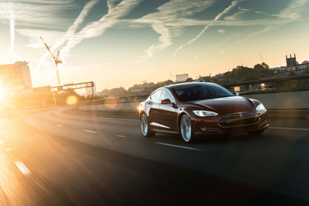 COTY 2014: Tesla S