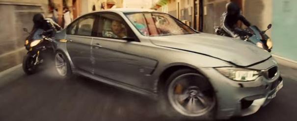 BMW M3 en Misión Imposible 5