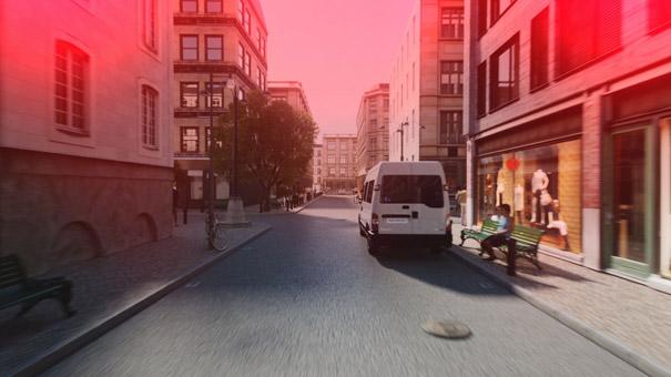 Volvo Cars y las bicicletas, interconectadas para evitar accidentes