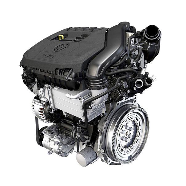 motor 1.5 TSI de Volkswagen