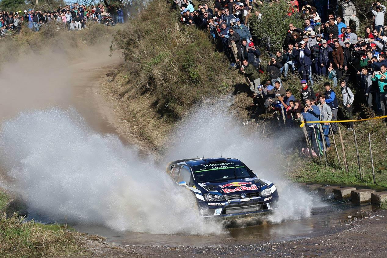 Previo Rally de Argentina 2017