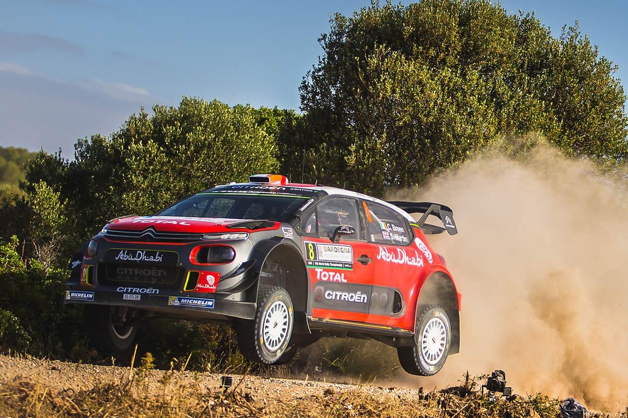 Previo Rally de Italia 2018