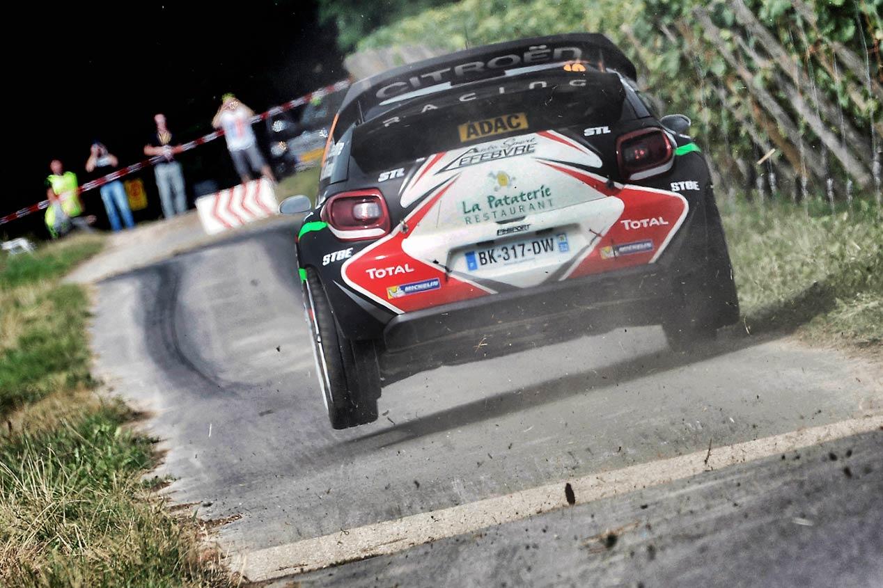 Citroën, en el Rallye de Alemania 2016