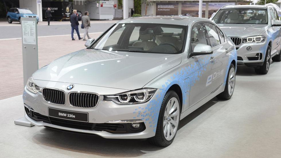 Nuevo BMW Serie 3 2015, Fotos, vídeo y precios