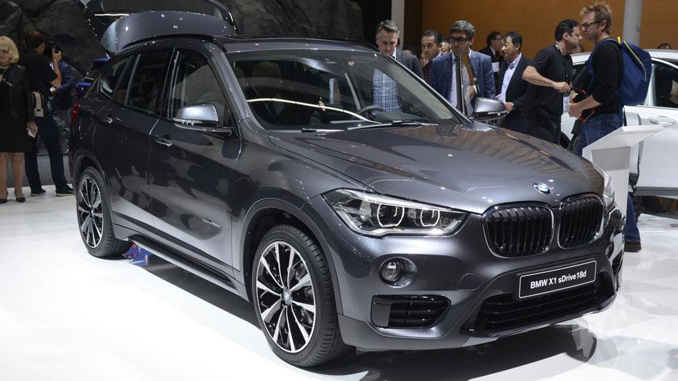 BMW X1 2016, precios de la segunda generación