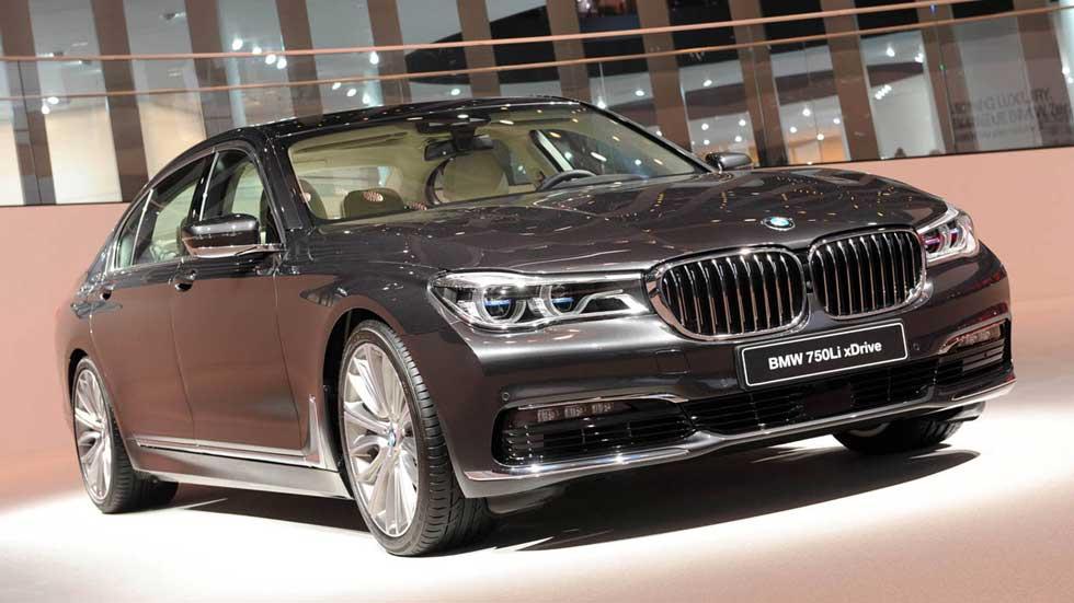 BMW Serie 7 2015, sexta generación a todo lujo (precios)