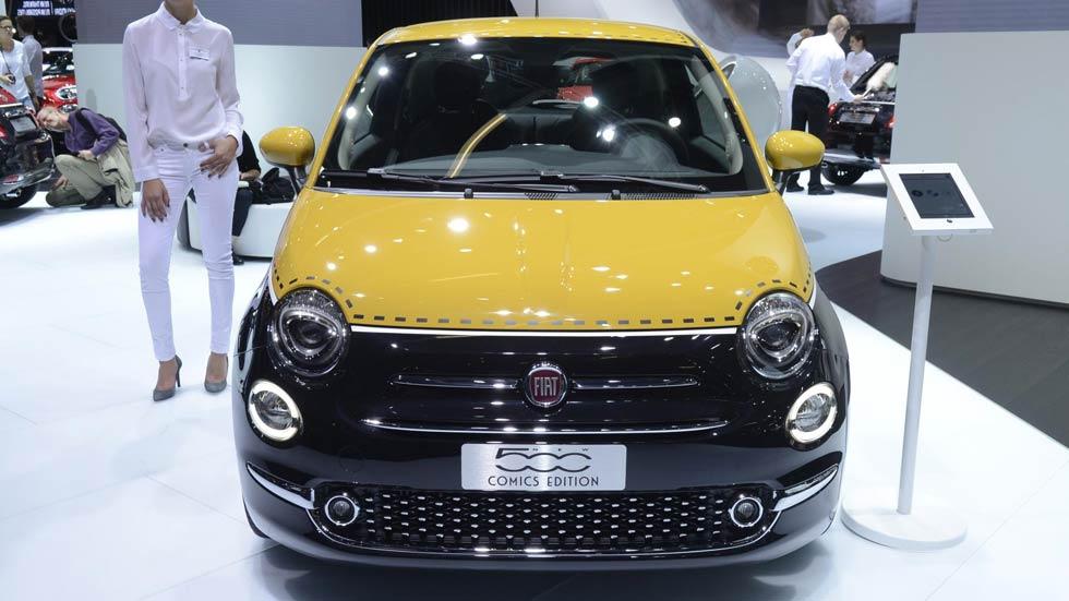 Fiat 500 2015, encanto urbano (fotos y vídeo)