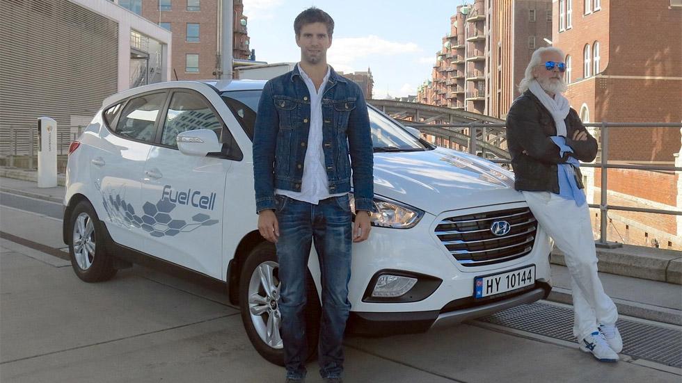 Vídeo: ¿cuántos km recorre el Hyundai ix35 Fuel Cell en 24 horas?