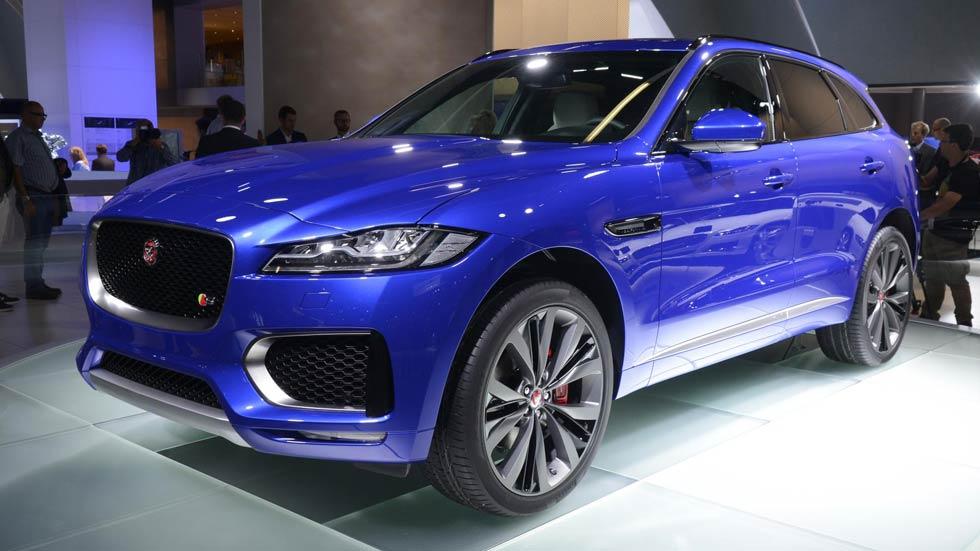 Jaguar F-Pace, todos los datos del nuevo SUV deportivo británico
