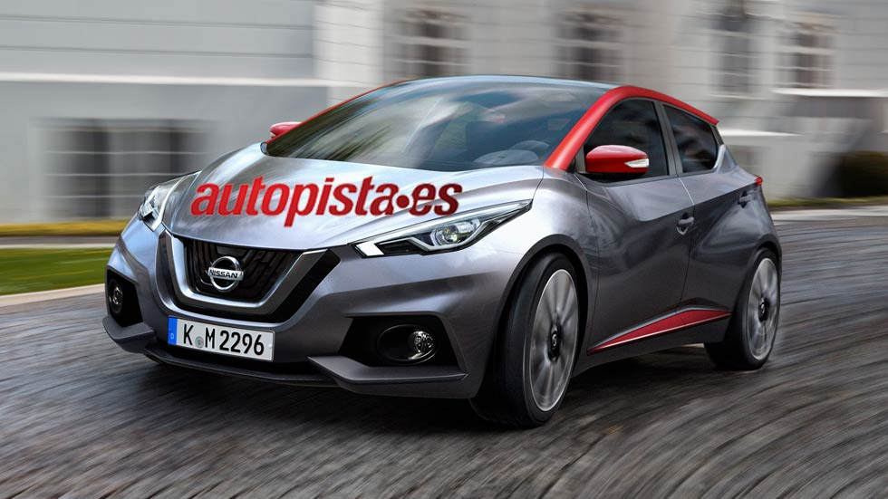 Nuevo Nissan Micra 2016, un utilitario irreverente