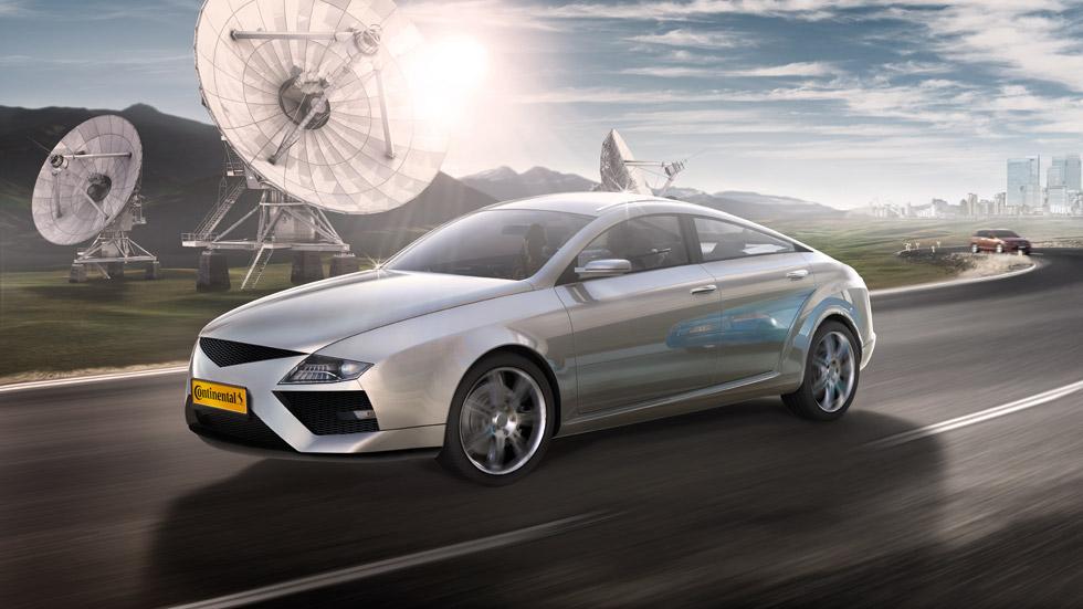 Continental trabaja en su propia tecnología para híbridos Diesel