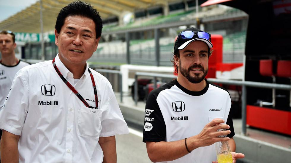 Conoce a Yasuhisa Arai, el jefe de Honda en la F-1