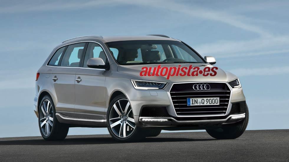 Audi Q9 2018 >> Audi Q9, nuevo SUV a todo lujo para 2018 | Autopista.es