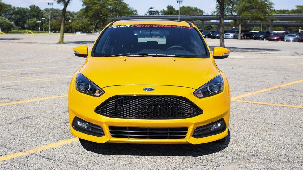 Ford Focus ST 2015, chute de vitaminas con más potencia y par