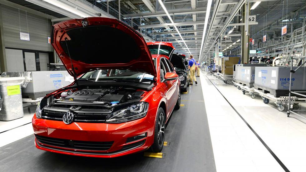 Volkswagen quiere que sus fábricas sean más eficientes