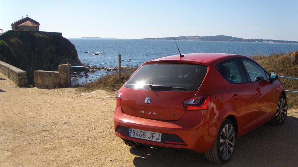 Rutas con el Seat Ibiza: León-Sanxenxo